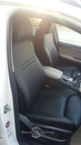 BMW X5 2012 Автомикрофибра