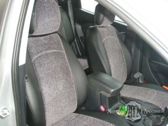Hyundai (Хюндай) IX35 экокожа + велюр