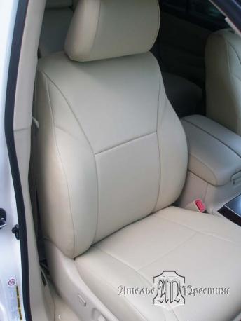 Lexus (Лексус) LX 570 2012 из экокожи Hortica