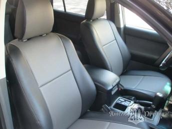 Toyota Land Cruiser Prado (Тойота Ленд Крузер Прадо) 150 экокожа Hortica