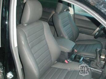 Перетяжка сидений натуральной кожей и дверных вставок Toyota Land Cruiser Prado (Тайота Ленд Круизер Прадо) 150
