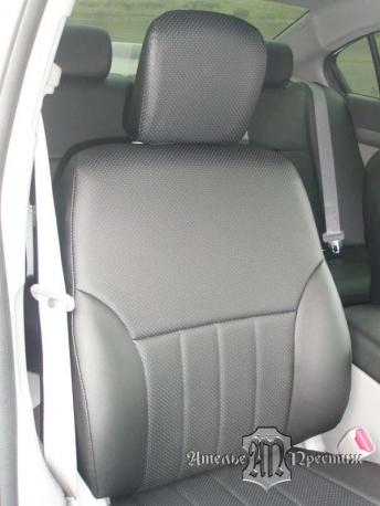 Honda Civic (Хонда Цивик) D4 2013 экокожа Аригон