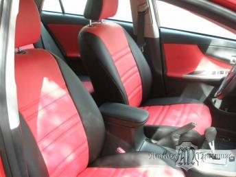 Toyota Corolla (Тойота Королла) новая + двери экокожа и велюр