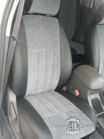 Toyota Hilux (Тойота Хайлюкс) 2011 экожа + велюр