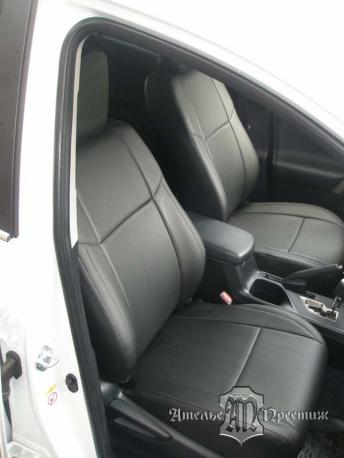 Toyota RAV4 (Тойота Раф4) 2013 экокожа Hortica
