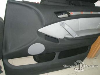 Перетяжка дверей BMW (БМВ)